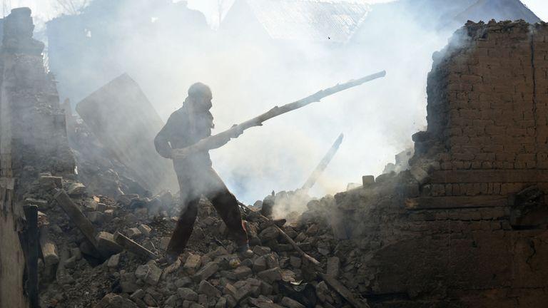 Les affrontements se sont poursuivis au Cachemire lors des récentes tensions