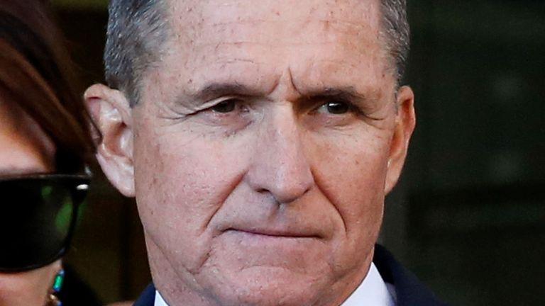 Michael Flynn a coopéré avec l'enquête sur la Russie