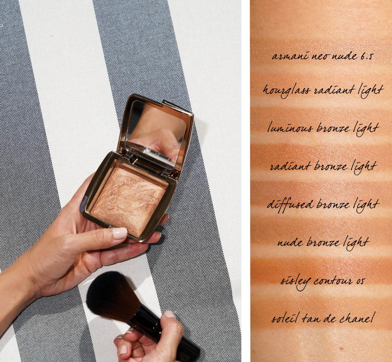 Le meilleur Bronzer lumineux sablier éclairage ambiant bronzer