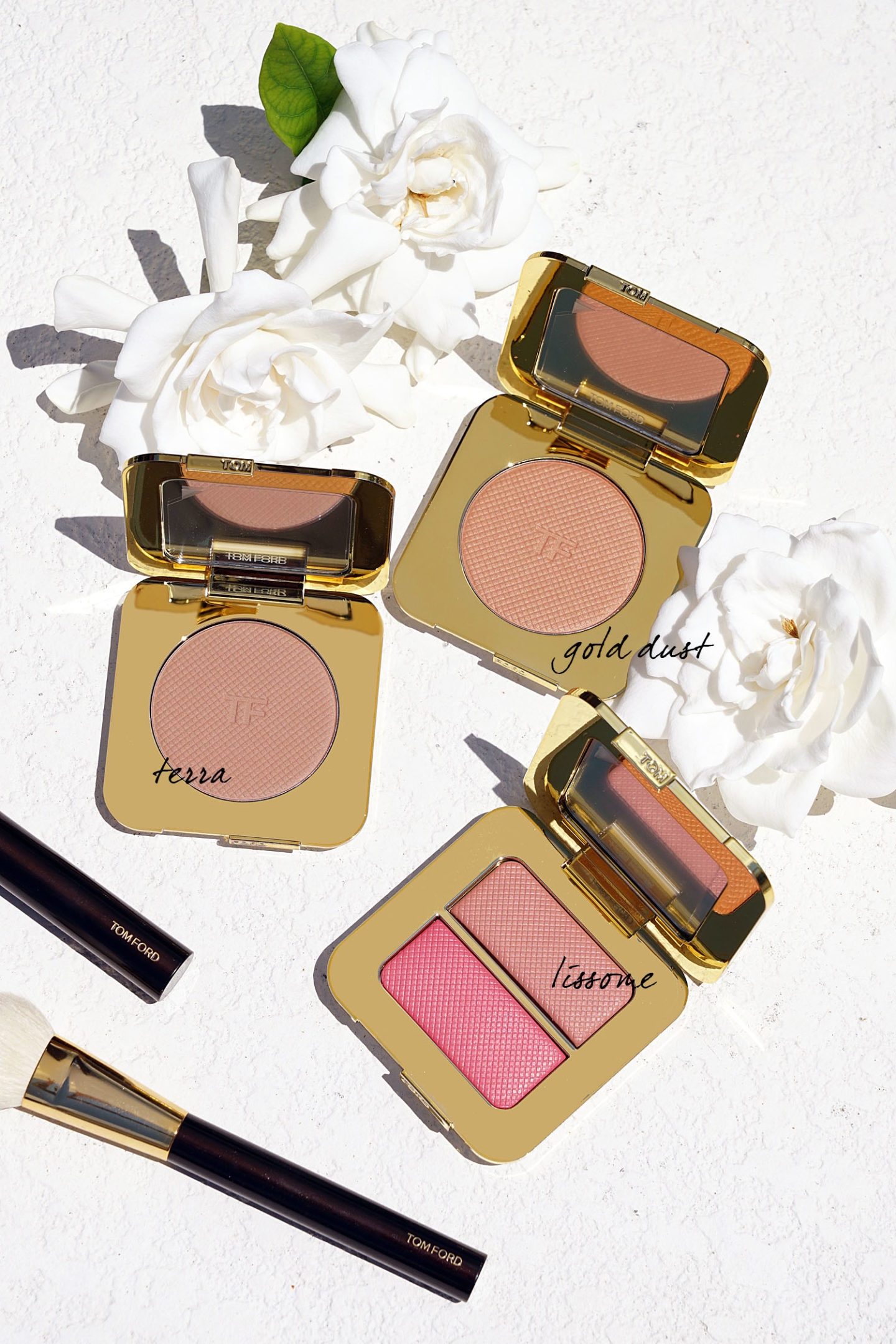 Tom Ford Soleil Glow Bronzer Terra et Dust Cheek Duo Lissome