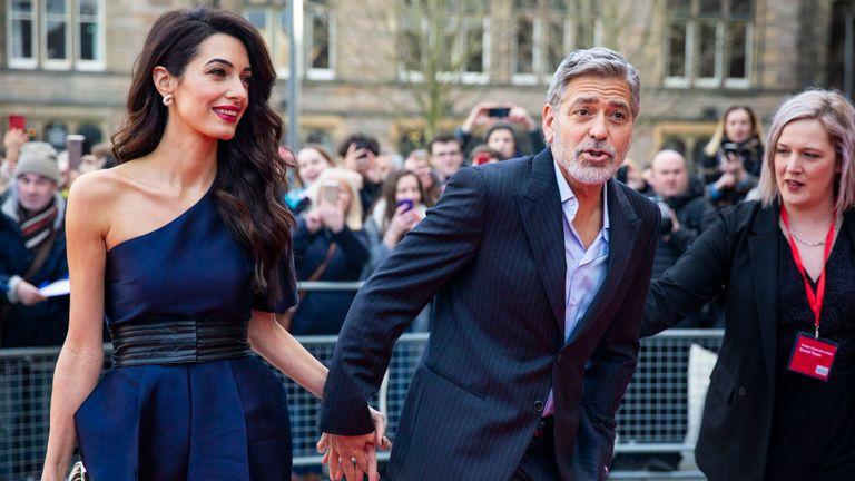 George Clooney a encouragé les gens à boycotter les hôtels