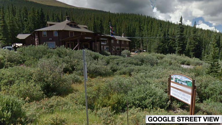 Pais aurait été retrouvé mort à Echo Lake Lodge, près de Denver. Pic: Google Street View