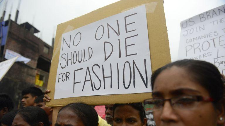 Une série de catastrophes a forcé l'industrie de la mode à examiner ses pratiques de travail