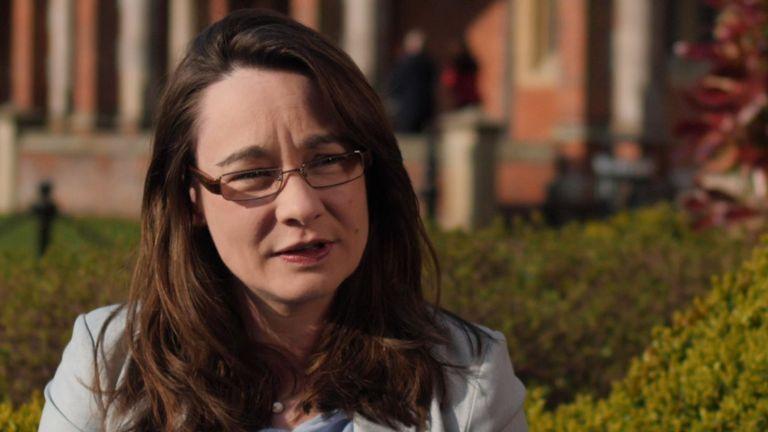 Le Dr Katy Hayyard de l'Université Queen's à Belfast a déclaré qu'aucun accord ne signifierait une situation frontalière.