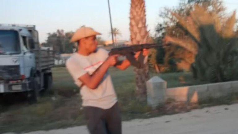 De violents combats ont éclaté à Tripoli