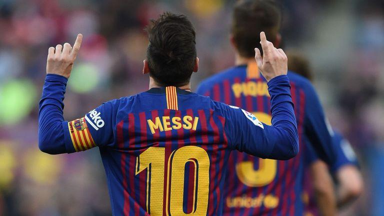 """Le pape dit appeler Lionel Messi """"Dieu"""" est un sacrilège"""