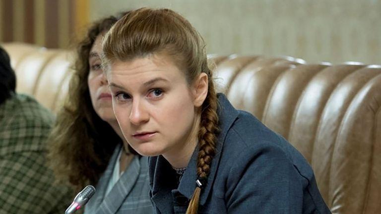 Maria Butina est accusée d'avoir infiltré des organisations politiques américaines