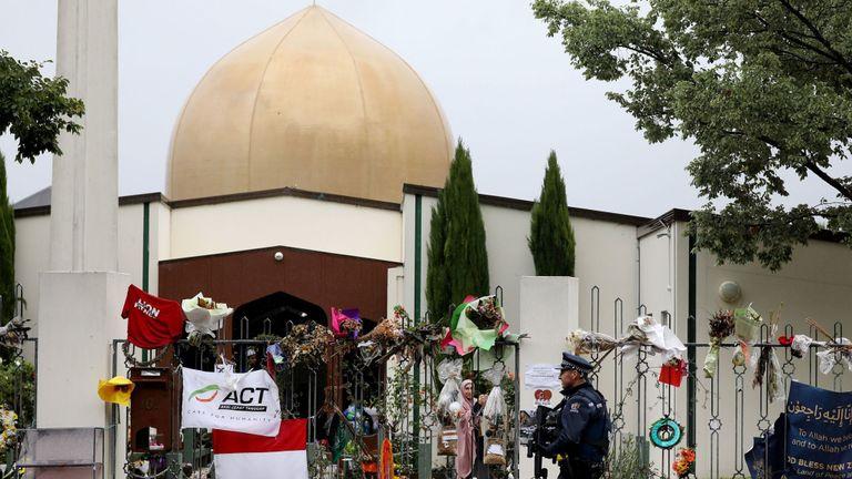 Les procureurs affirment que Mark Domingo, converti à l'islam, voulait se venger des attaques contre une mosquée en Nouvelle-Zélande