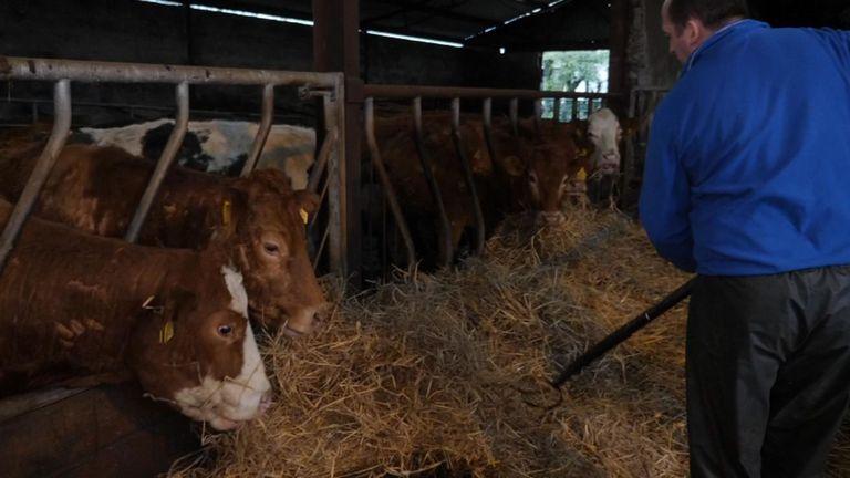 Le lait fabriqué dans la partie nord ne pourra pas aller en République