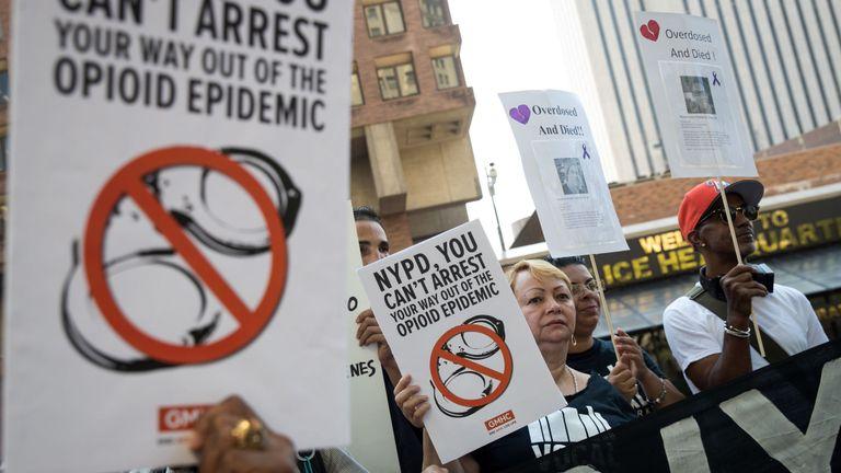 La plupart des gens sont au courant de l'épidémie d'opioïdes aux États-Unis.