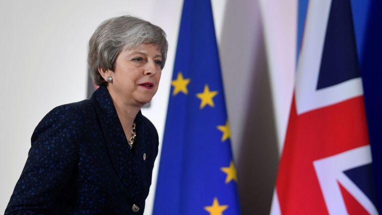 Certains craignent que l'accord de Theresa May ne soit rejeté par les députés la semaine prochaine.