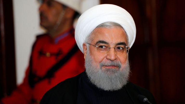 Hassan Rouhani a lancé un ultimatum à la dernière puissance mondiale de l'accord sur le nucléaire de 2015