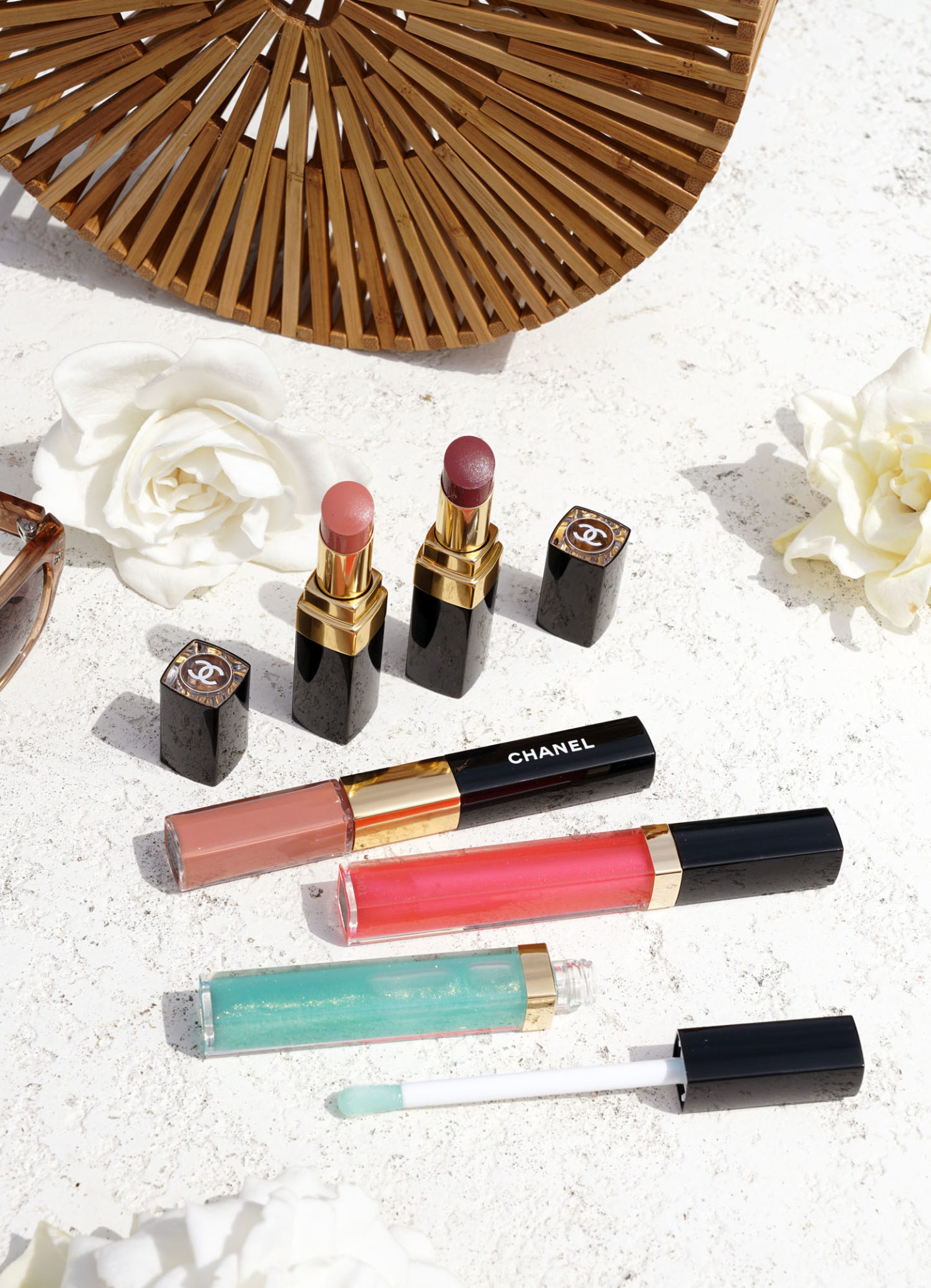Chanel Cruise 2019 Beauty Lips Rouge Coco Flash et Gloss | Le look book beauté