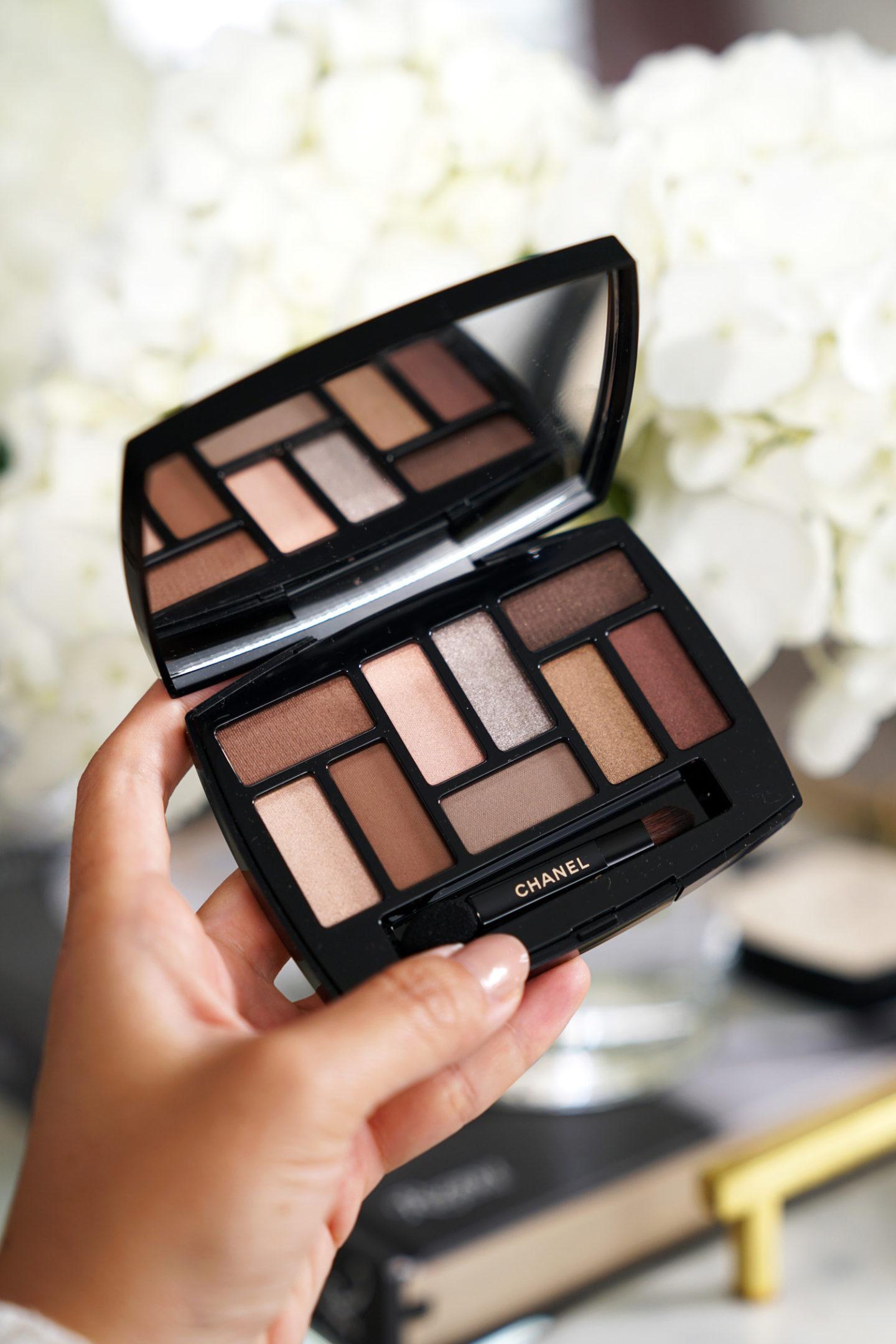 Chanel Les Beiges Palettes Fard À Paupières Les Indispensables | Le look book beauté