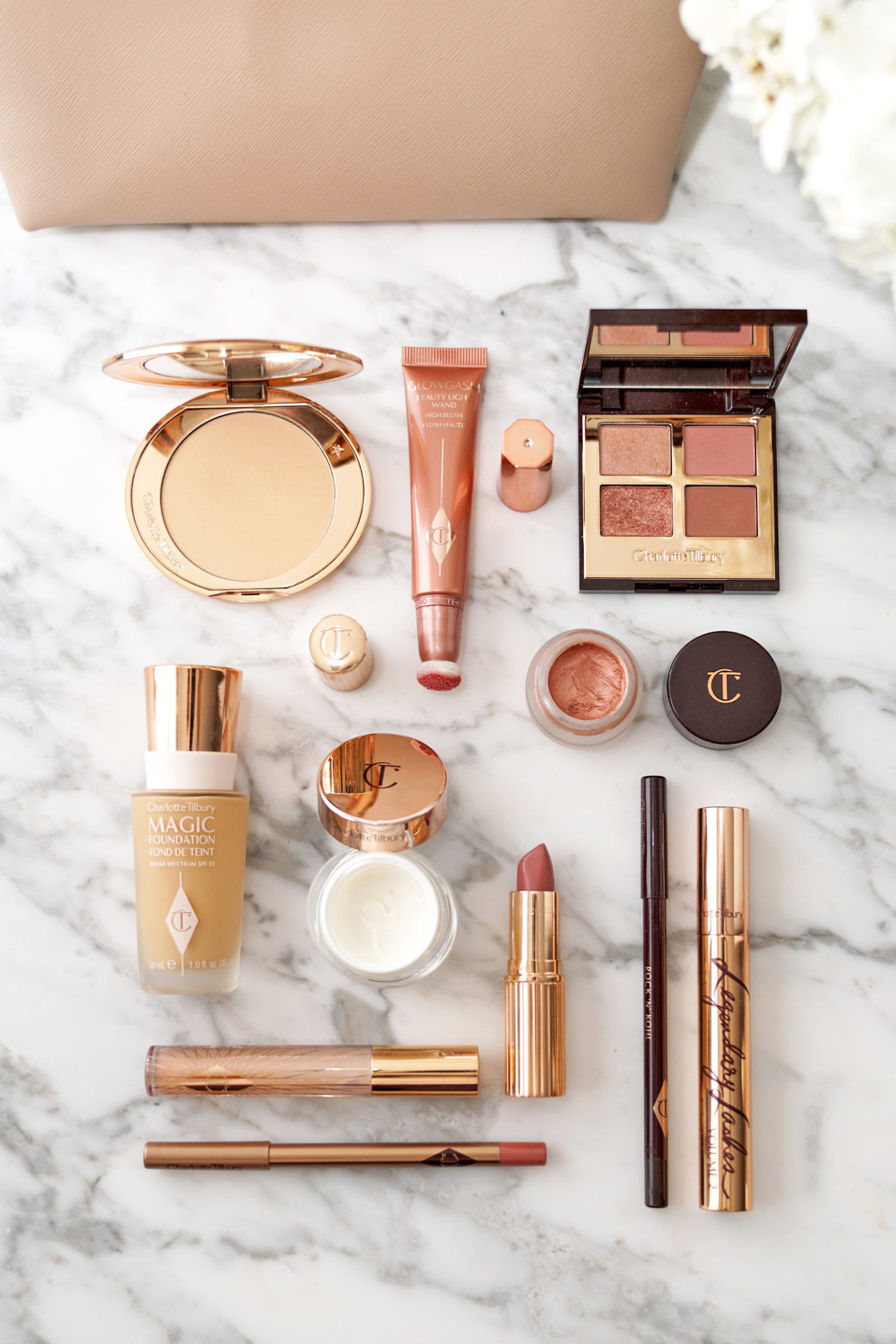 Charlotte Tilbury Pinkgasm Maquillage Idées Look
