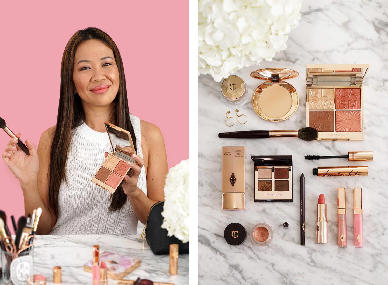 Charlotte Tilbury Look de maquillage Lovegasm