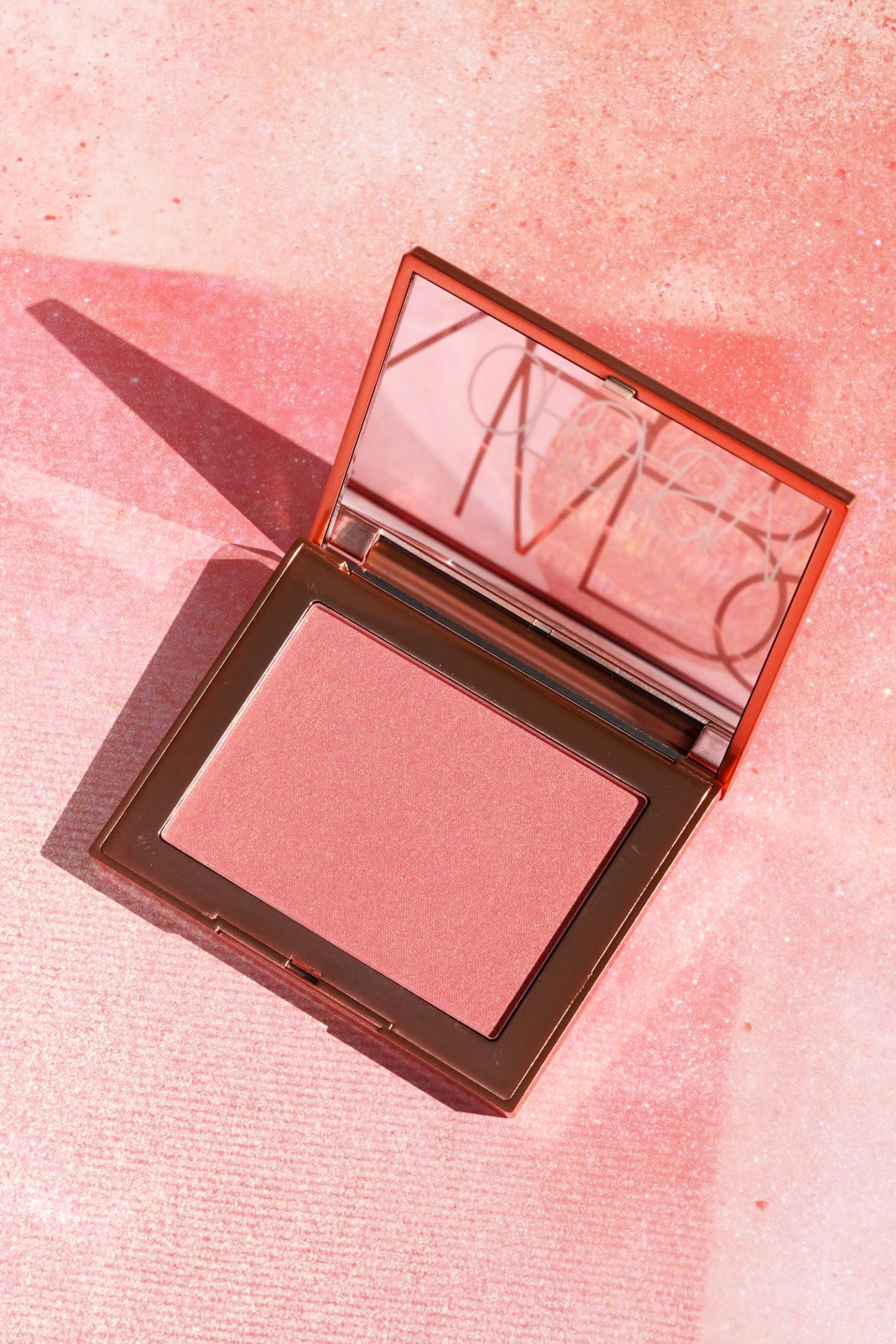 NARS Orgasm Blush 2019 Review and swatches | Le look book beauté