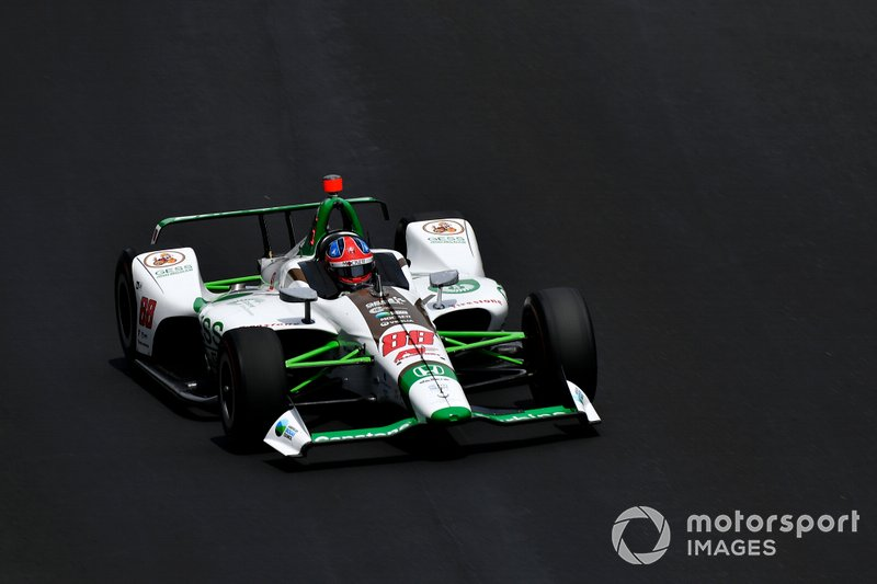 5. Colton Herta, Honda Harding Steinbrenner Racing