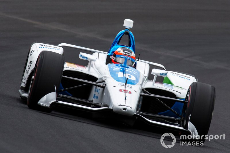 29. Felix Rosenqvist, Chip Ganassi Racing Honda