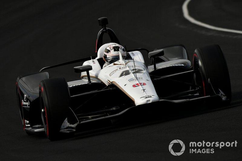26. Jordan King et Rahal Letterman Lanigan Racing Honda