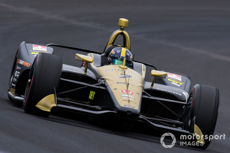13. Marcus Ericsson, Arrow Schmidt Peterson Motorsports Honda