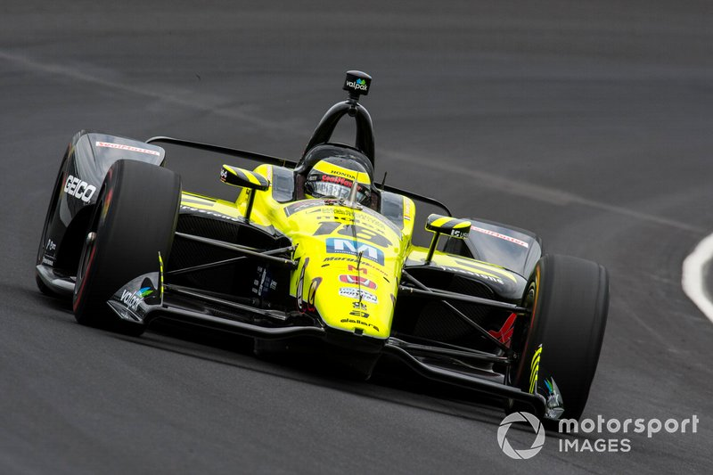 7. Sébastien Bourdais de Dale Coyne Racing avec Honda Vasser-Sullivan