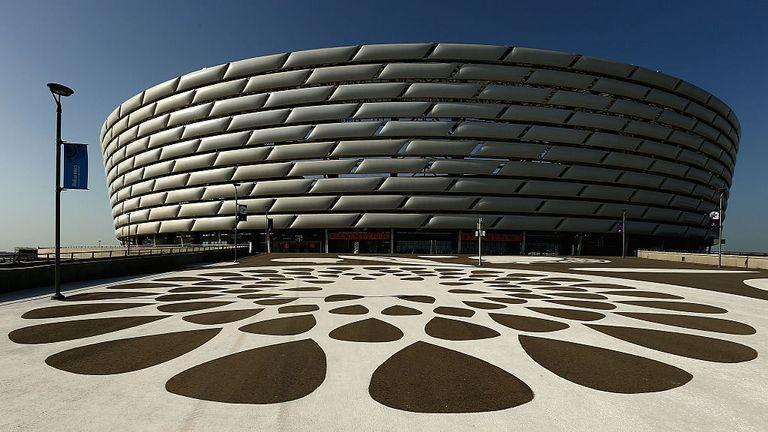 La finale de la Ligue Europa aura lieu au stade olympique de Bakou en Azerbaïdjan.