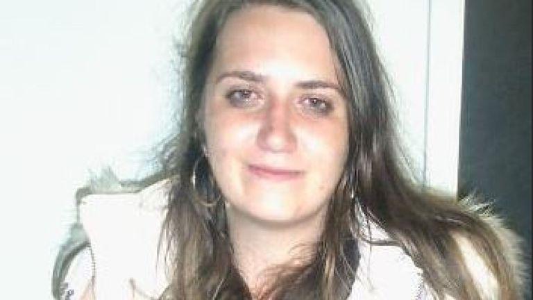 Le corps de Courtney Herron a été retrouvé à Parkville, dans le centre de Melbourne, en mai. Un homme sans abri a été accusé de son meurtre. Photo: police de Victoria