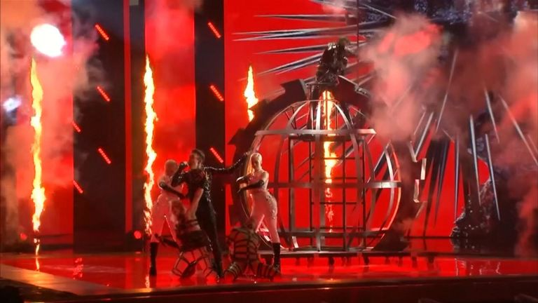 Répétitions pour l'Eurovision 2019 à Tel Aviv