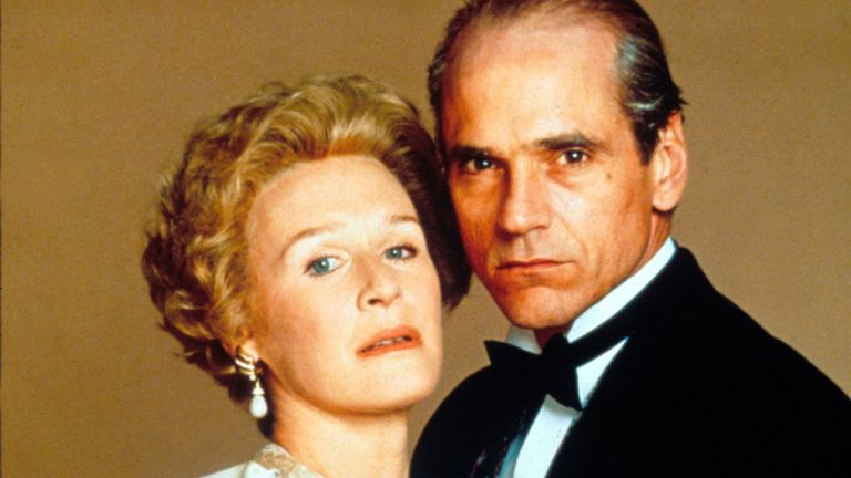 Reversal Of Fortune, Glenn Close, Jeremy Irons