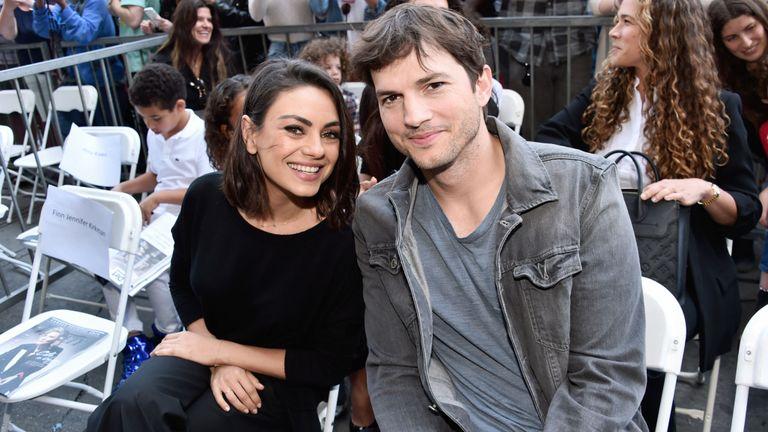 Mila Kunis et Ashton Kutcher sont mariés depuis 2015