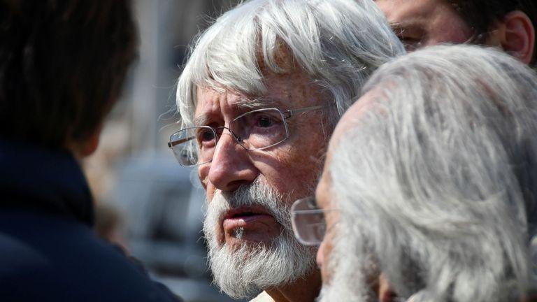 Jean-Michel Cousteau affirme que les projets de la Russie compromettent leur survie à long terme