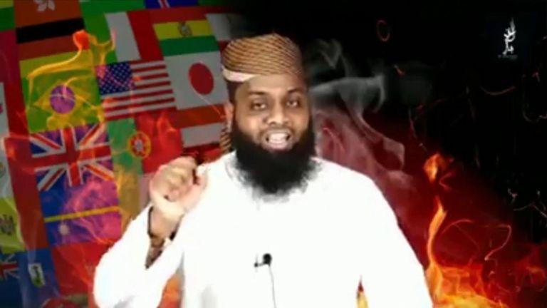 Hashim Mohammed Zaharan était le meneur présumé