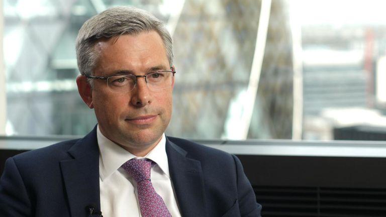 Dr Steve Waygood, responsable des investissements chez Aviva