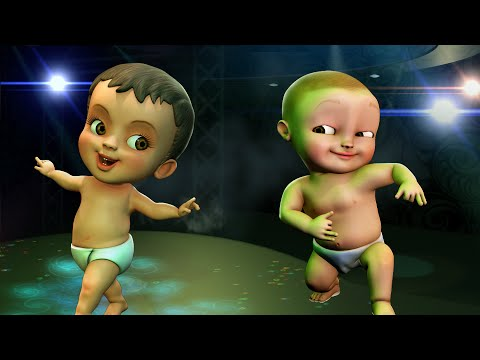 Baby Dance Competition Funny Video - Camaraderie Limited
