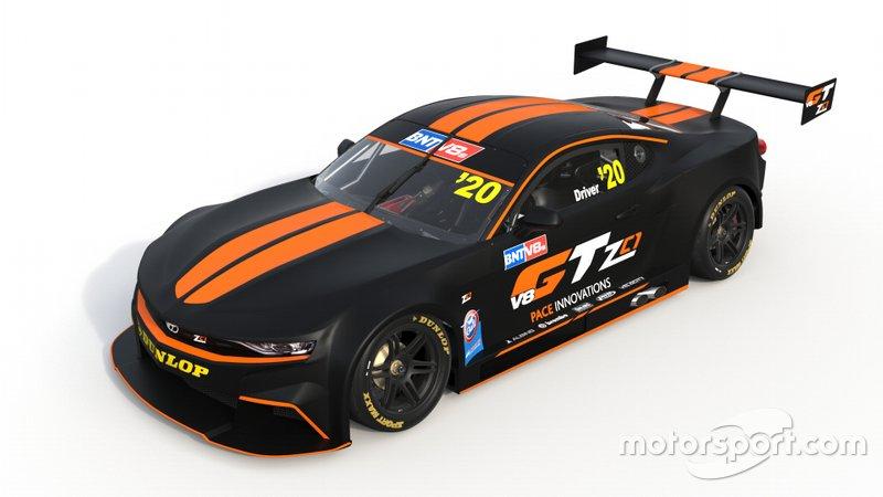 Pace V8GT ZC1 Nouvelle-Zélande V8 voiture