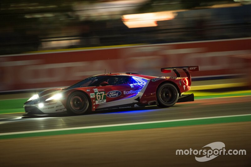 Ford GT n ° 67 Ganassi Racing: Andy Priaulx, Harry Tincknell et Jonathan Bomarito