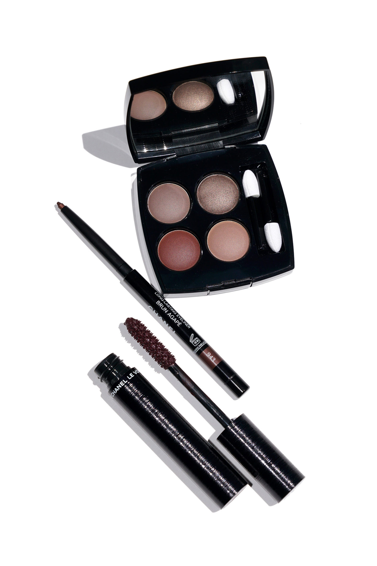 Chanel New Eye Collection Flou Mauve | Le look book beauté