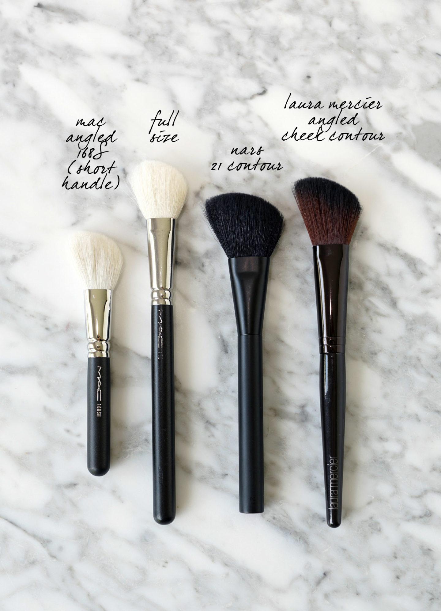 Pinceaux de maquillage préférés
