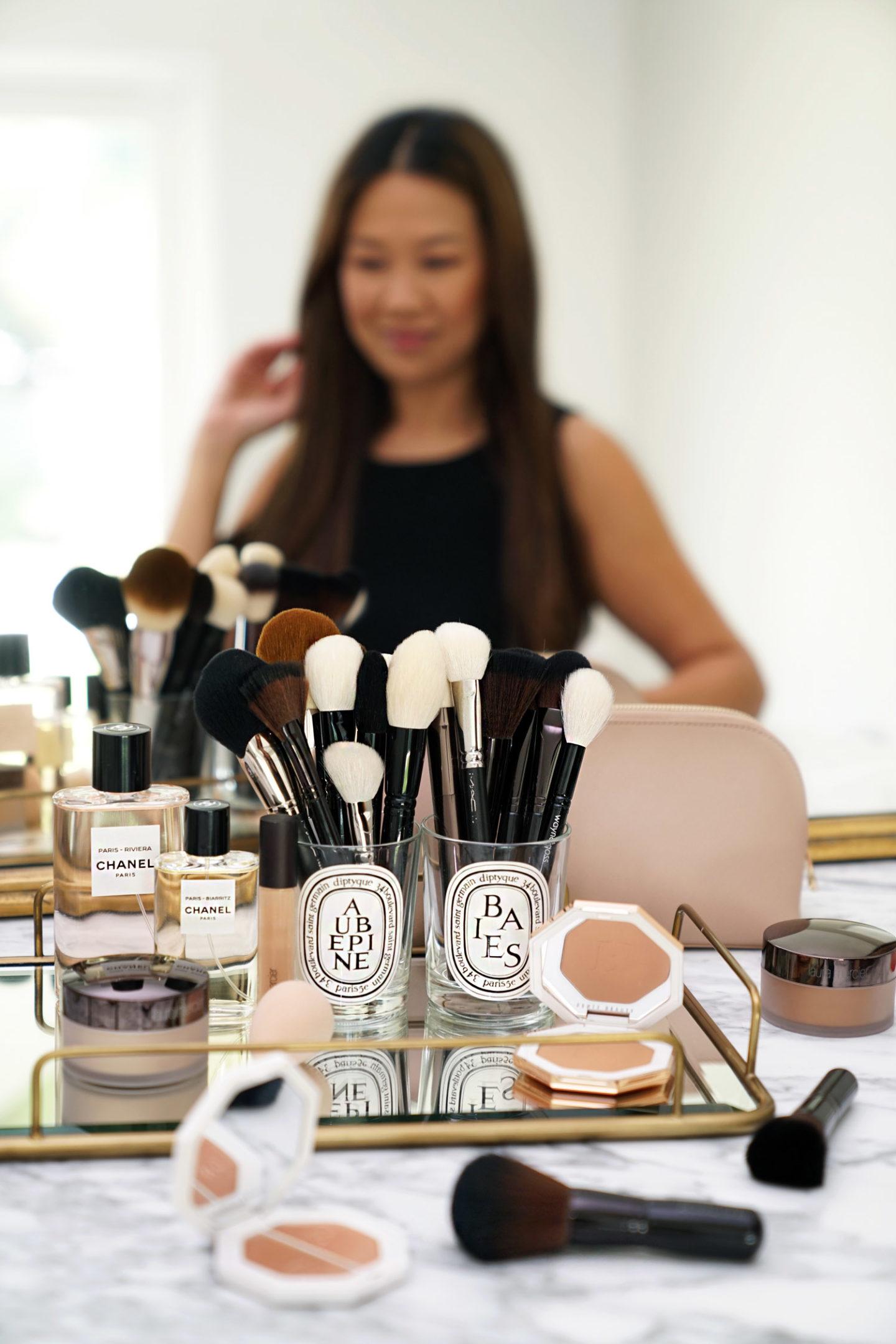 Brosses et outils préférés pour le visage