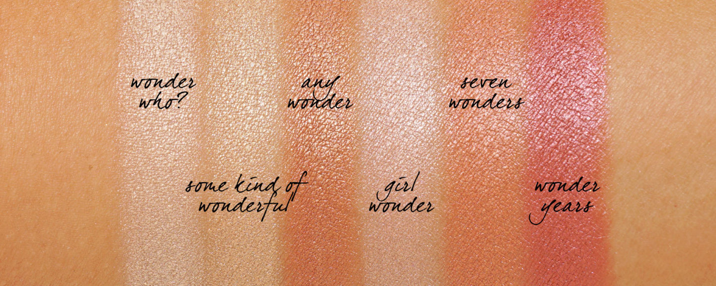 Nuancier MAC Ignite Wonder Cheek