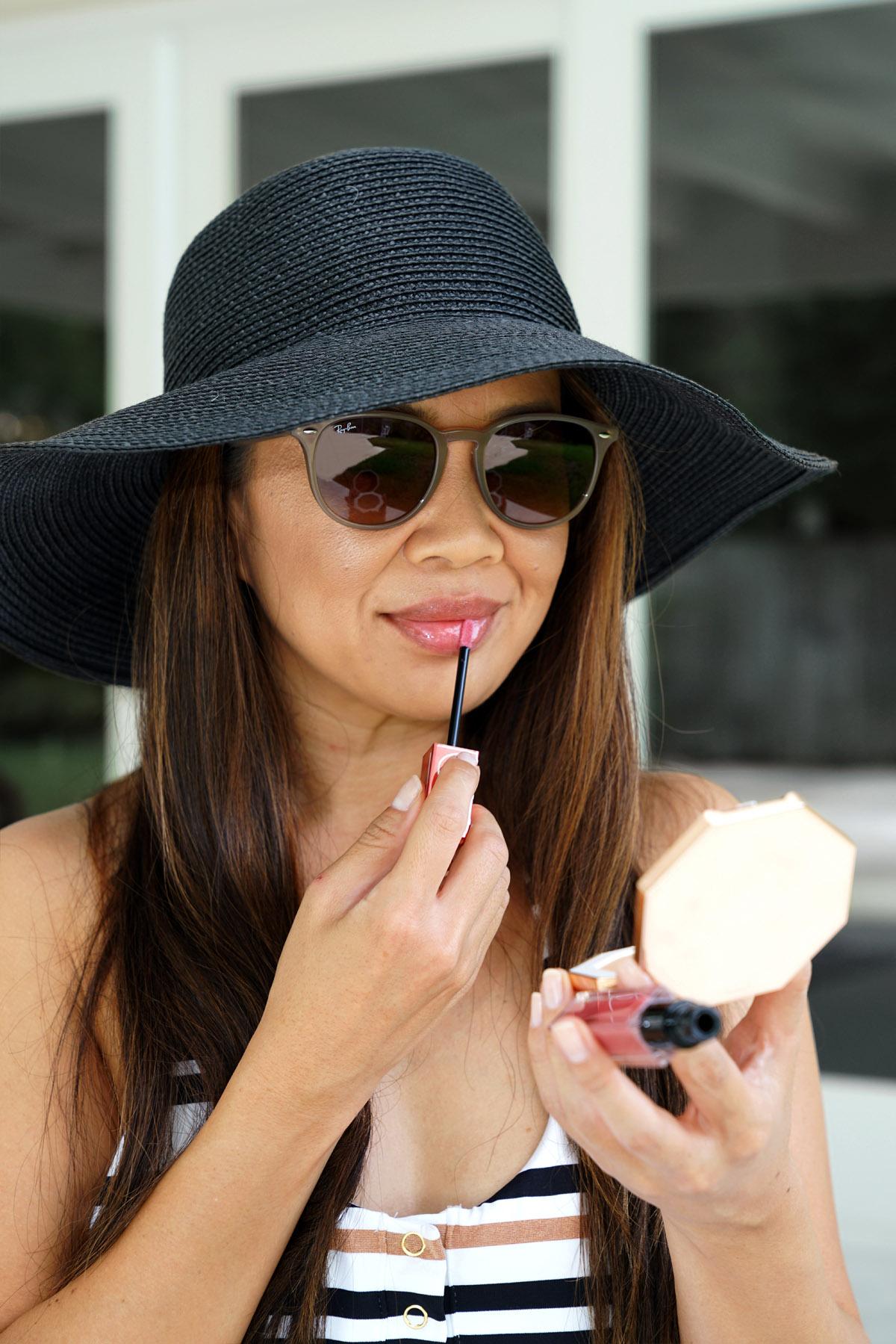 Huile pour les lèvres NARS Primal Instinct