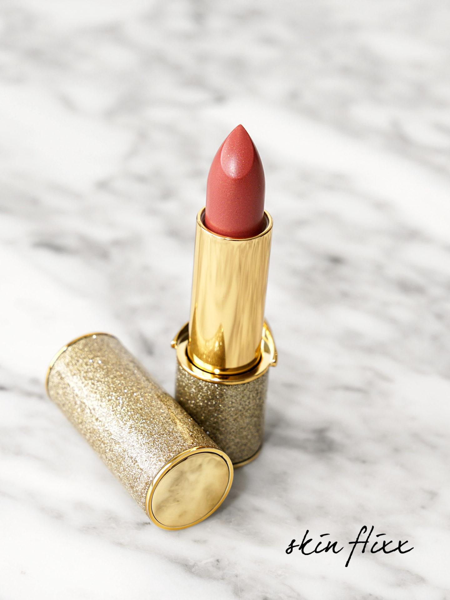 Pat McGrath - Rouge à lèvres BlitzTrance Summer Skin Flixx | Le look book beauté