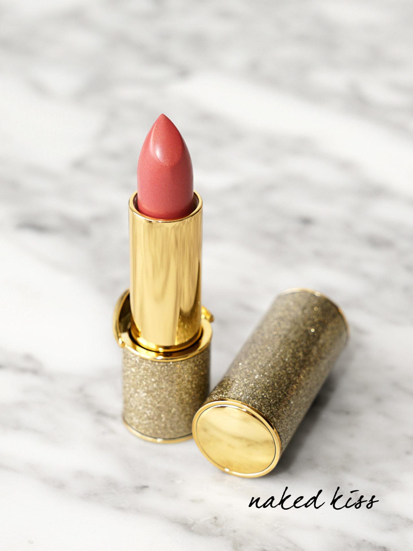 Rouge à lèvres Pat McGrath BlitzTrance Naked Kiss   Le look book beauté
