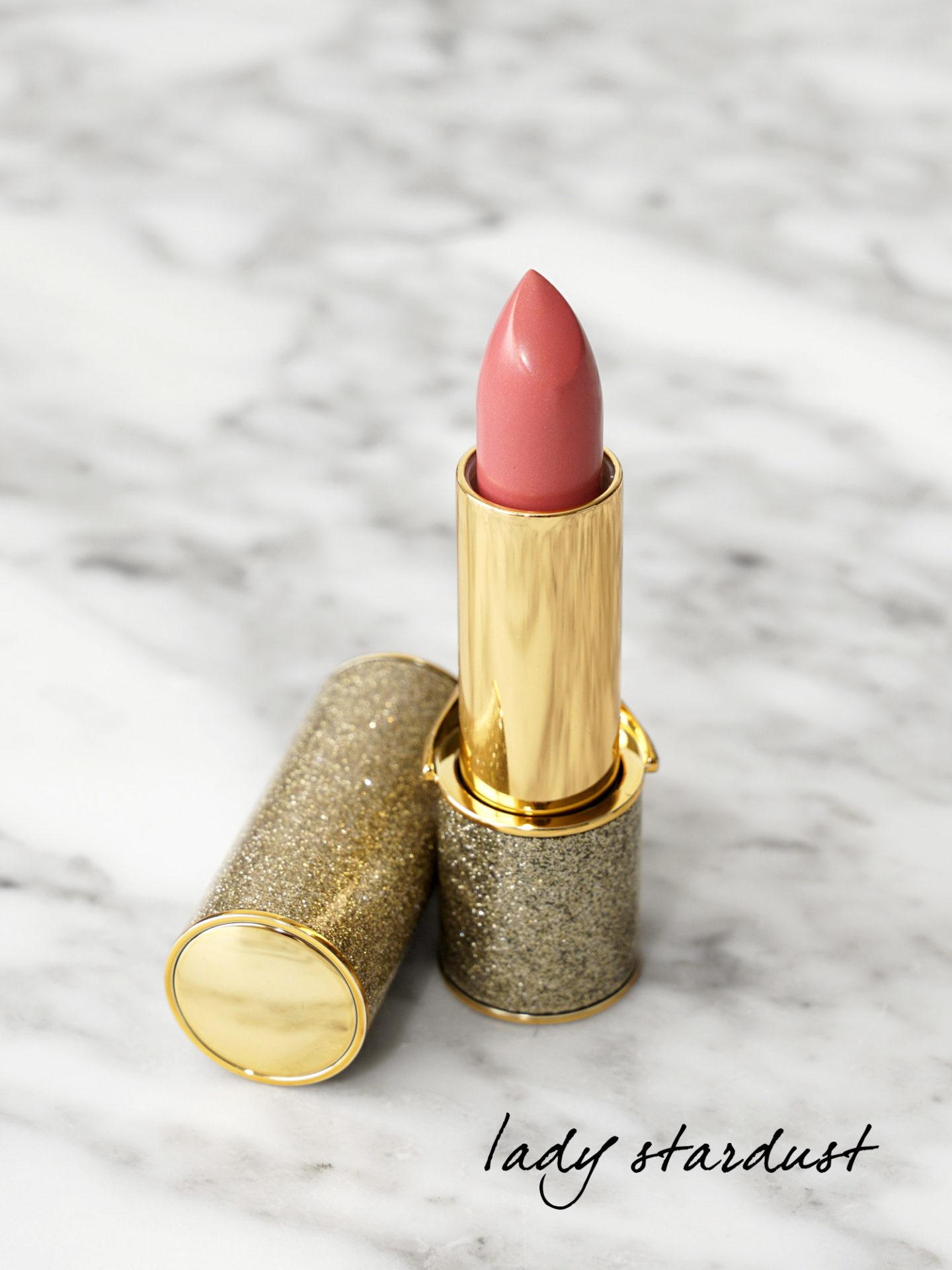 Rouge à lèvres Pat McGrath BlitzTrance Lady Stardust   Le look book beauté
