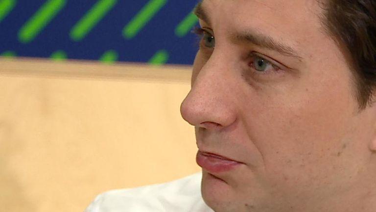 Guillaume Chaslot, ancien ingénieur logiciel YouTube