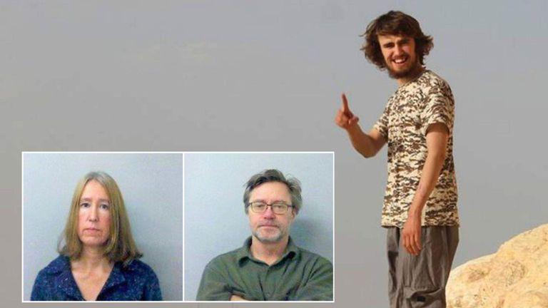 Sally et John Letts (encadré) sont les parents de Jihadi Jack, membre présumé de l'EI.