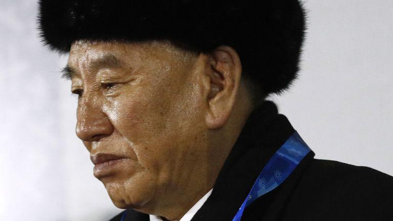 Kim Yong Chol était l'un des principaux négociateurs des négociations nucléaires avec les États-Unis avant leur effondrement