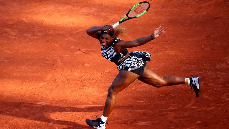 """Serena Williams a laissé entendre qu'elle est """"disponible"""" et # 39; jouer en double mixte"""
