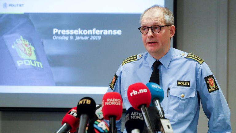 L'inspecteur de police Tommy Broske parle de sa disparition